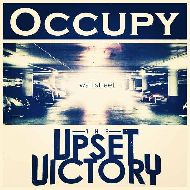 Why #occupy Wall Street when you can own it?! Go to #iTunes and buy our newest EP!! #wallstreet #music #rock #pop #guitar #vocals #original #album #spotify #win #getit #thewalkingdead #cheaptag #newmusic #ep #single #party #drums #passion #friends #fans #love #grammys #artist #musician #theupsetvictory #famous
