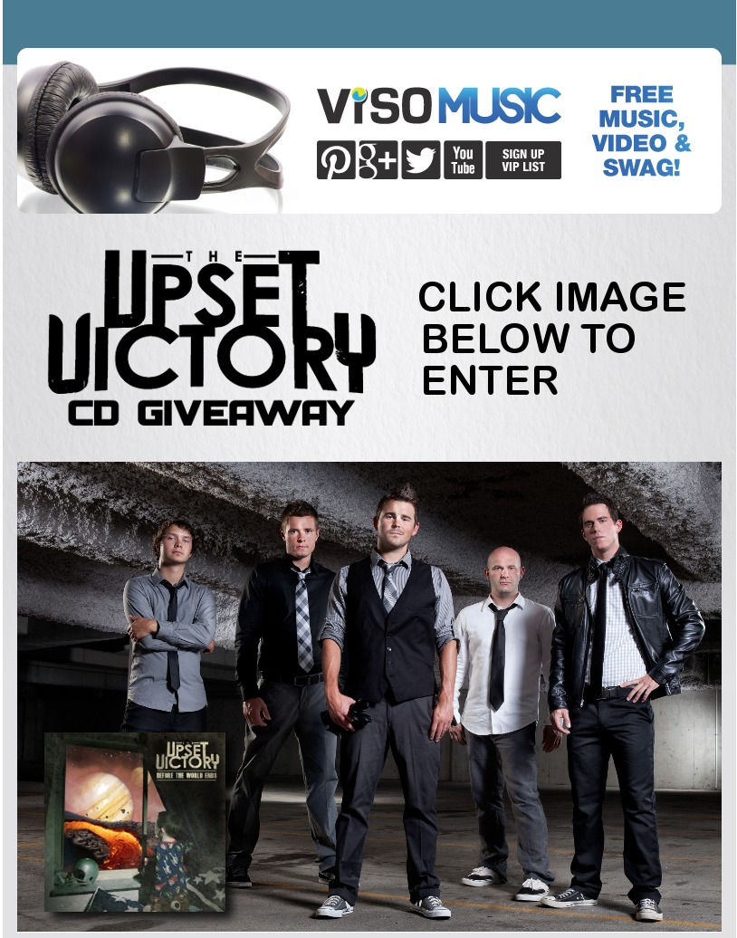 We've teamed up w/  VISO Music  to bring you a killer fan contest. Head over and check it out now!   https://www.facebook.com/VISOMusic/app_325574504216675