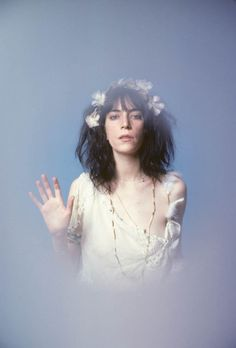 Patti Smith  by Lynn Goldsmith '78