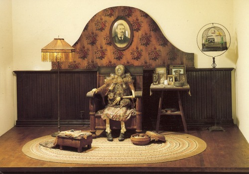 Ed Kienholz,   The Wait  , 1964-65, assemblage sculpture.  The Whitney Museum of Art, New York
