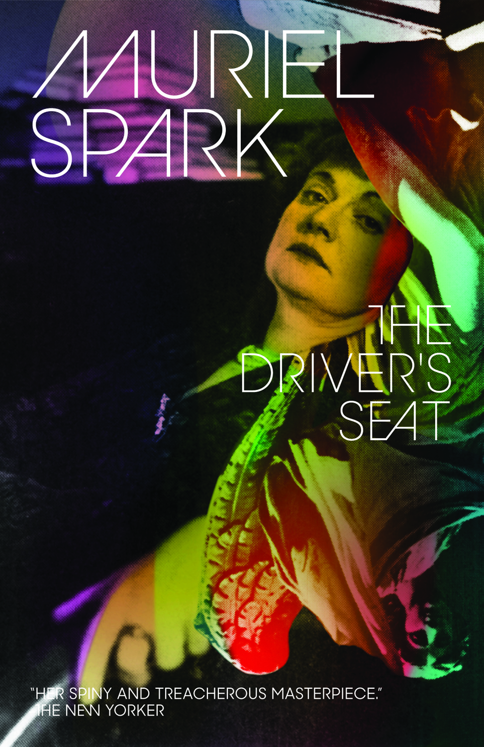 The Driver's Seat, by Muriel Spark 1970