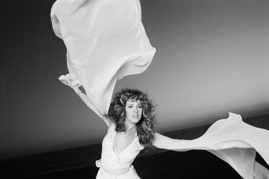 Stevie Nicks  by Neal Preston circa 1981