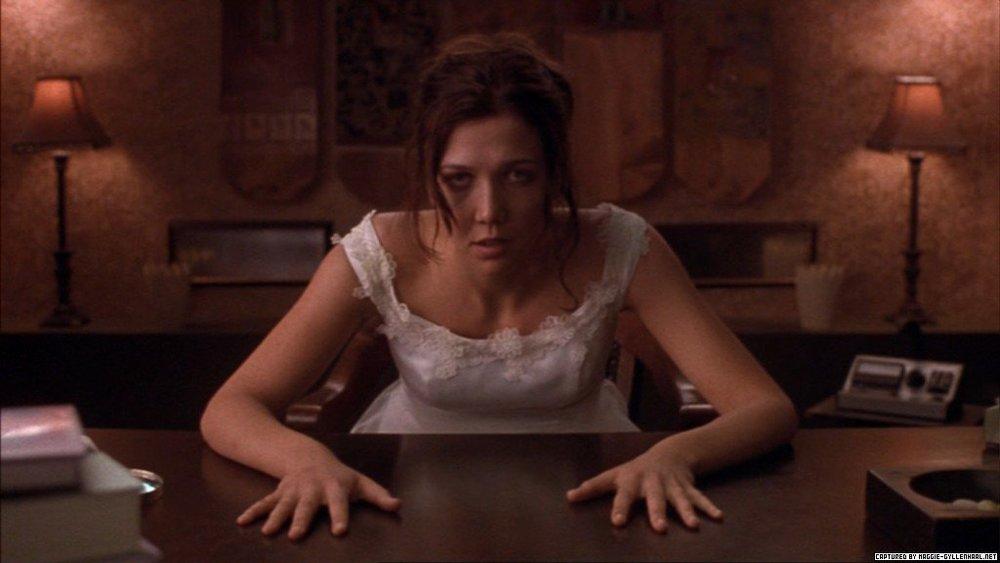 Maggie Gyllenhaal  ' Secretary' 2002