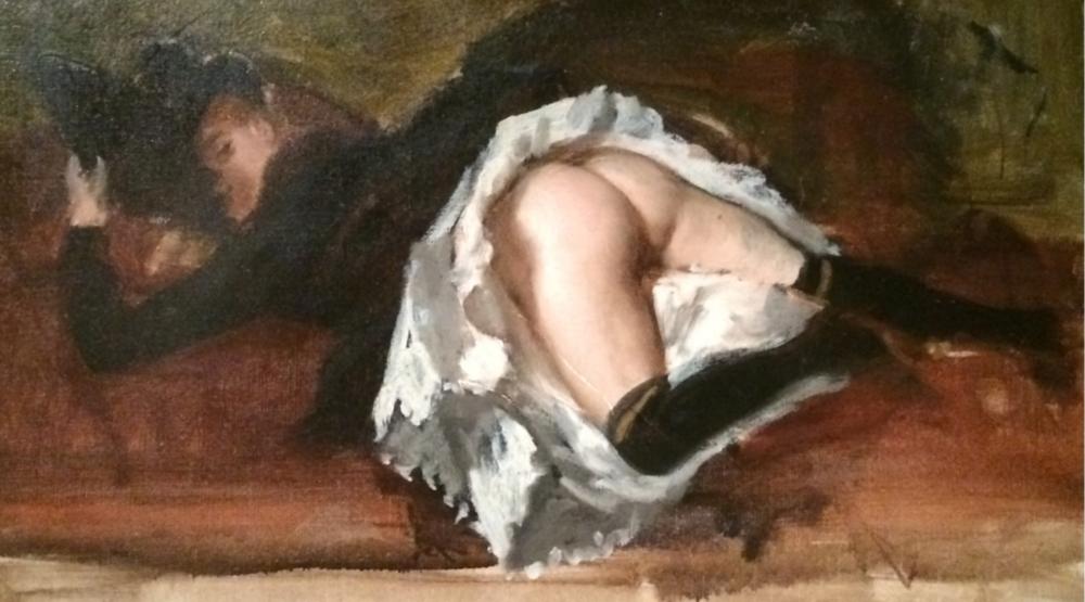 'la femme damnée' by octave tassaert