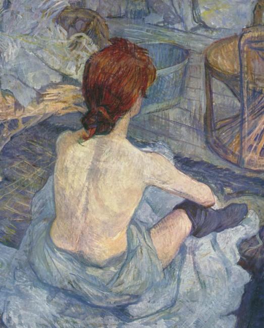 Toulouse-Lautrec – La Toilette (1896)