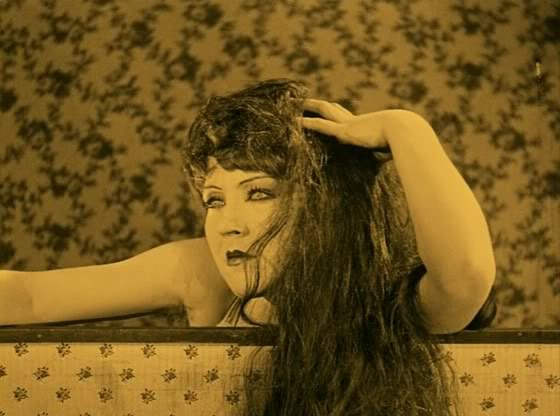 still from Jean Renoir's film 'Nana' 1926