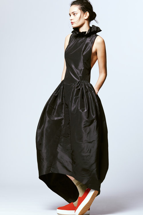 KELSEY RANDALL - view all collections - collection II - black silk ...