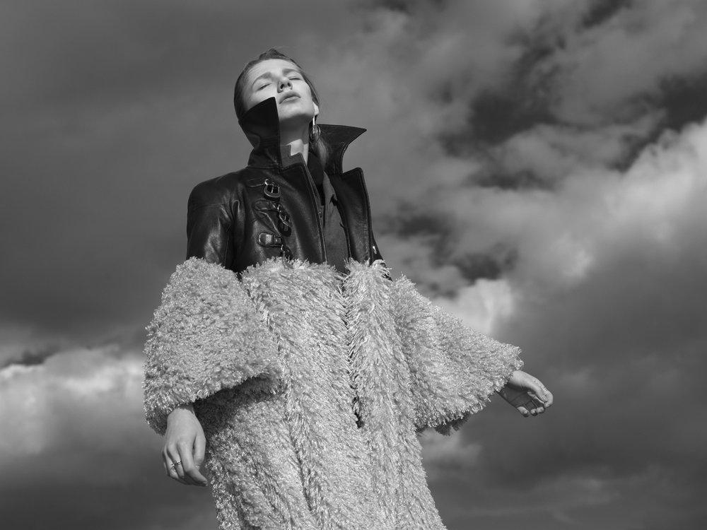 Wonderland Magazine Kelsey Randall fashion editorial