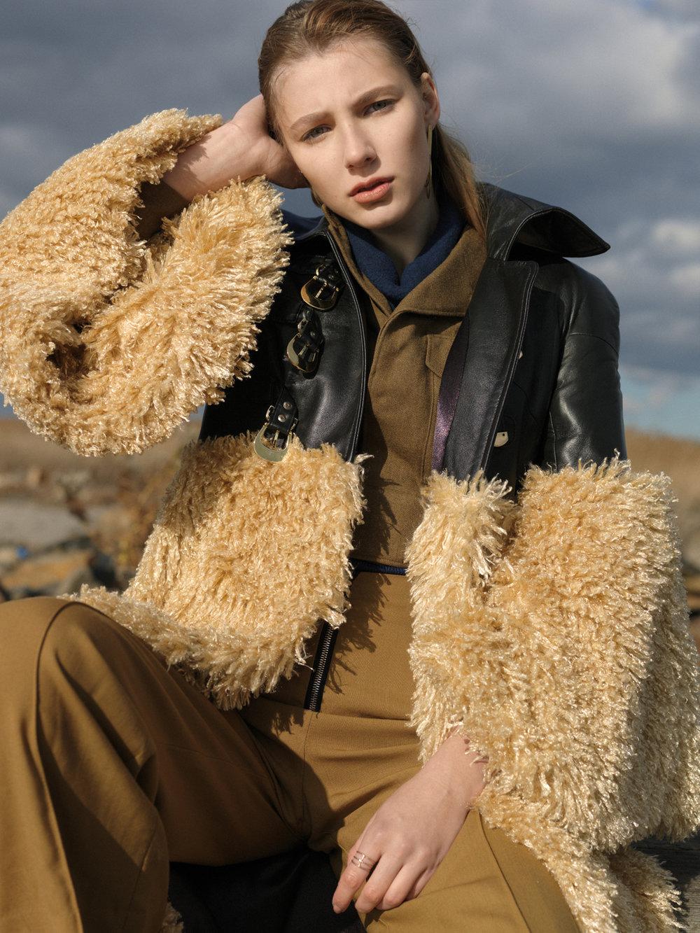 Wonderland Magazine Kelsey Randall