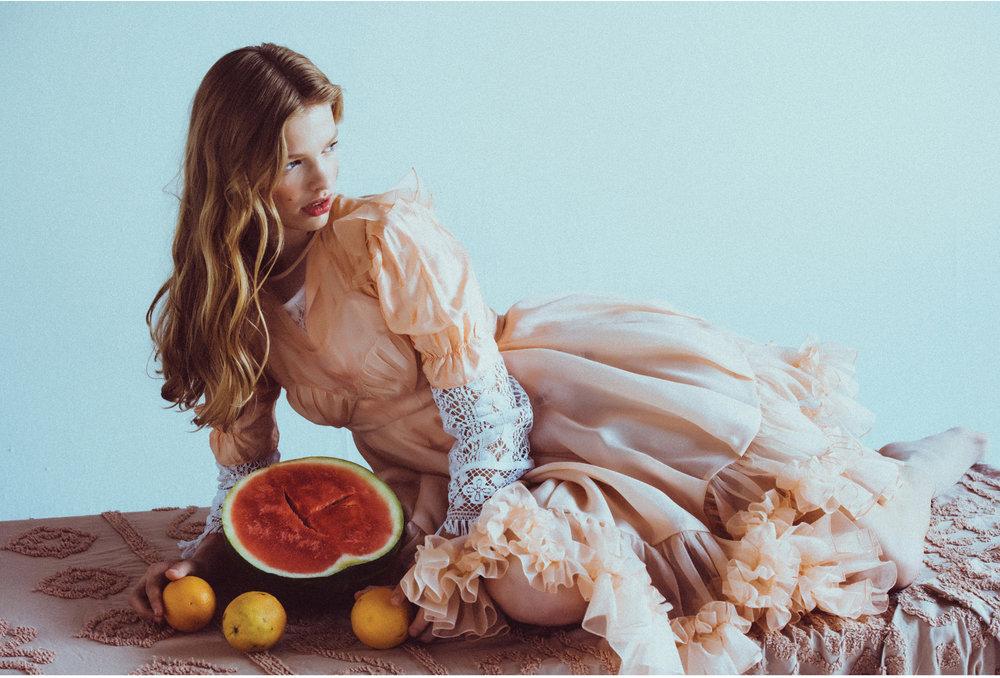 kelsey randall magazine editorial