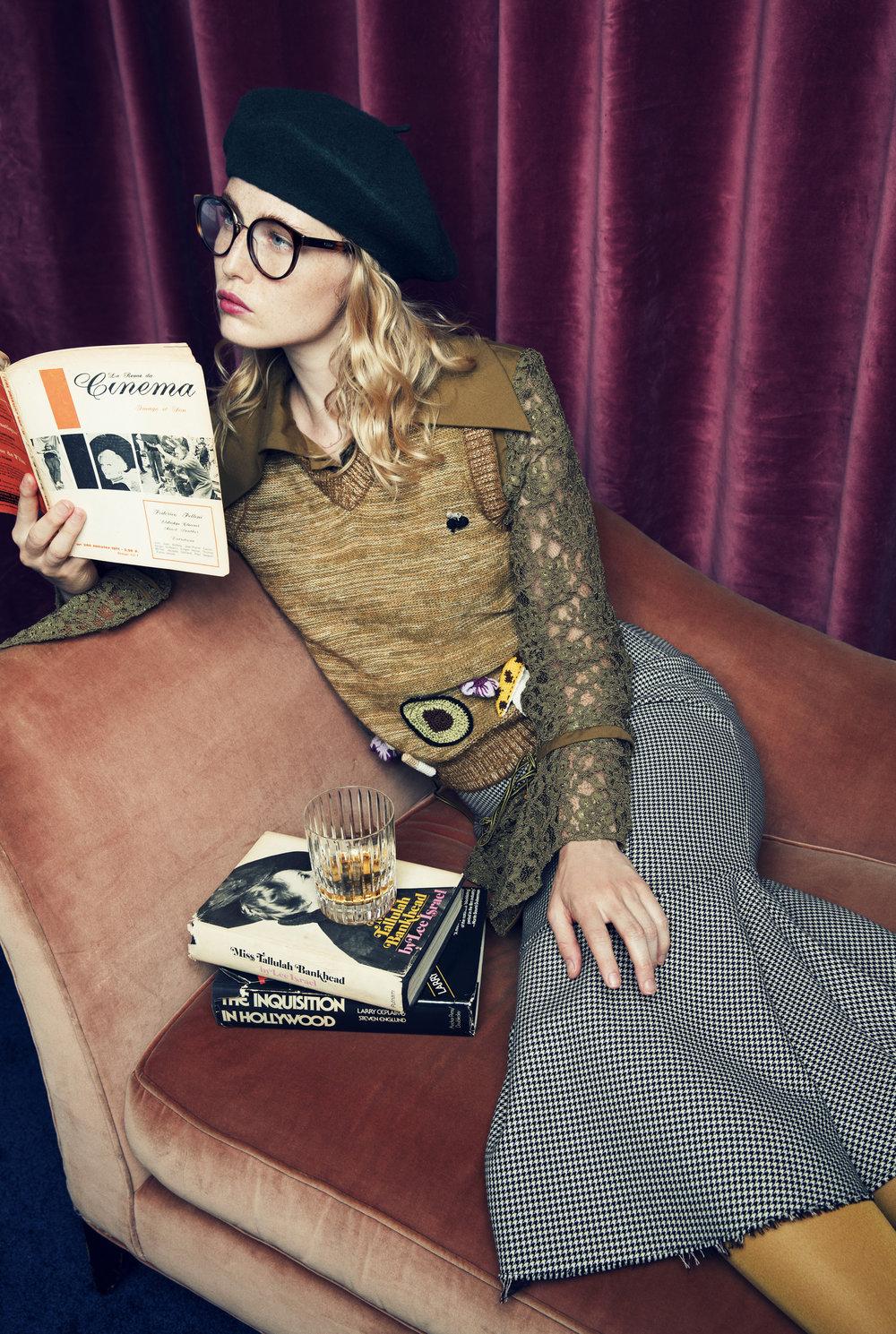 tidal magazine kelsey randall