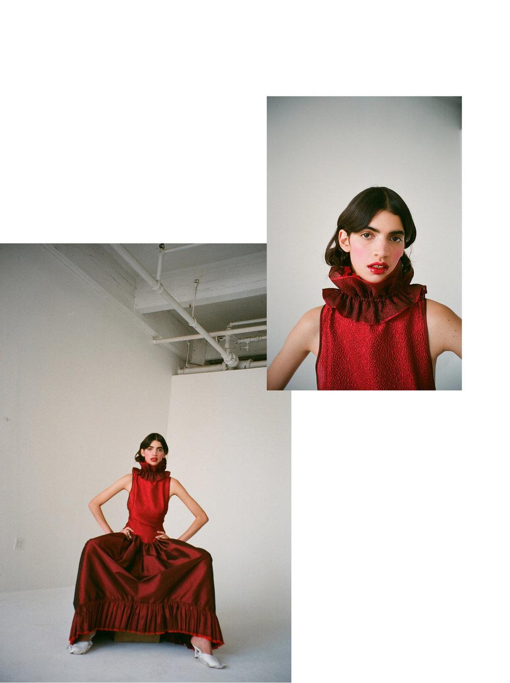 models.com models dot com kelsey randall