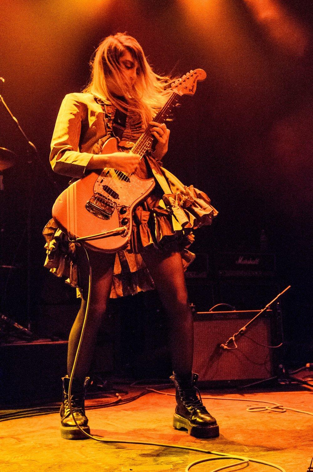 charly bliss eva hendricks kelsey randall concert brooklyn steel jawbreaker show tour live