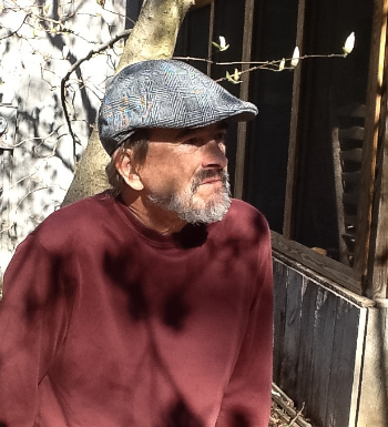 Bill Brown is the author of nine poetry collections and a writing textbook. His most recent titles are  Elemental  (3: A Taos Press 2014),  The News Inside  (Iris Press 2010), and  Late Winter  (Iris Press 2008). In 1999 Brown wrote and co-produced the Instructional Television Series, Student Centered Learning, for Nashville Public Television. The National Foundation for Advancement in the Arts awarded him The Distinguished Teacher in the Arts. He has been a Scholar in Poetry at the Bread Loaf Writers Conference, a Fellow at the Virginia Center for the Creative Arts, and a two time recipient of Fellowships in poetry from the Tennessee Arts Commission. Brown has published hundreds of poems and articles in college journals, magazines and anthologies. The Tennessee Writers Alliance named Brown the 2011 Writer of the Year. He lives with his wife,Suzanne, and a tribe of cats in the hills north of Nashville.
