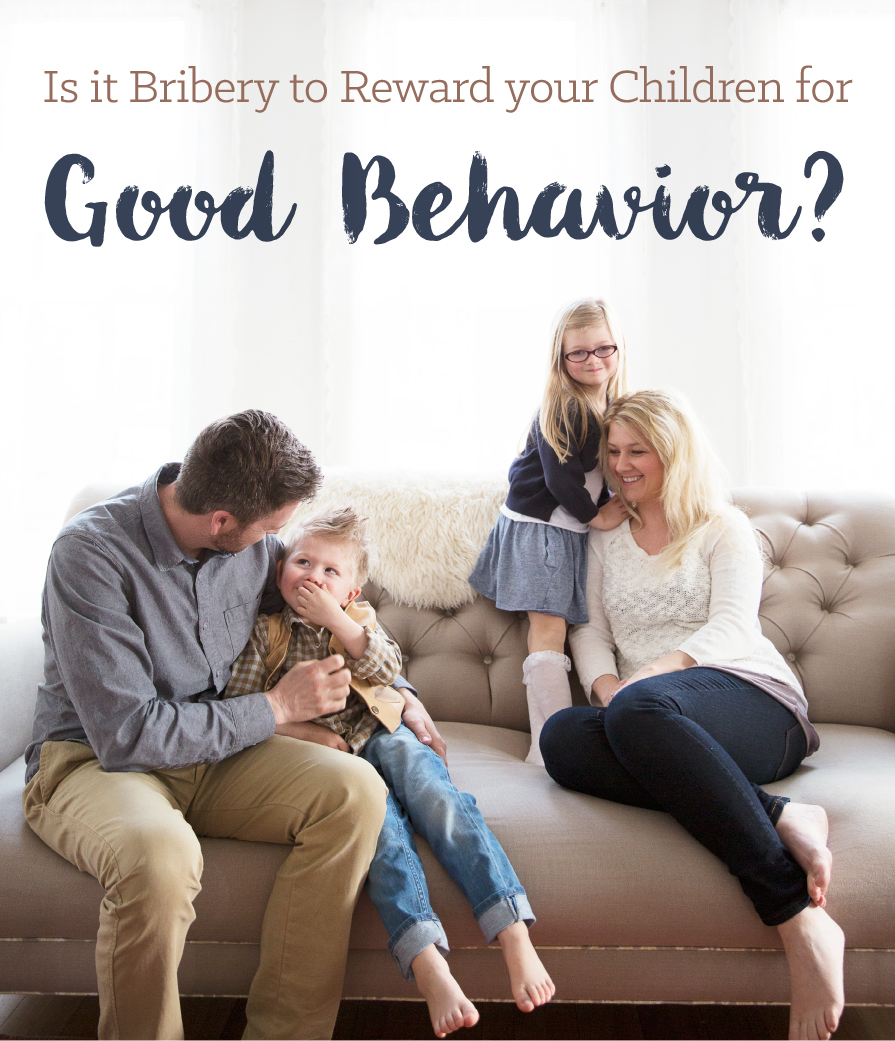 How to Reward Your Child for Good Behavior recommendations