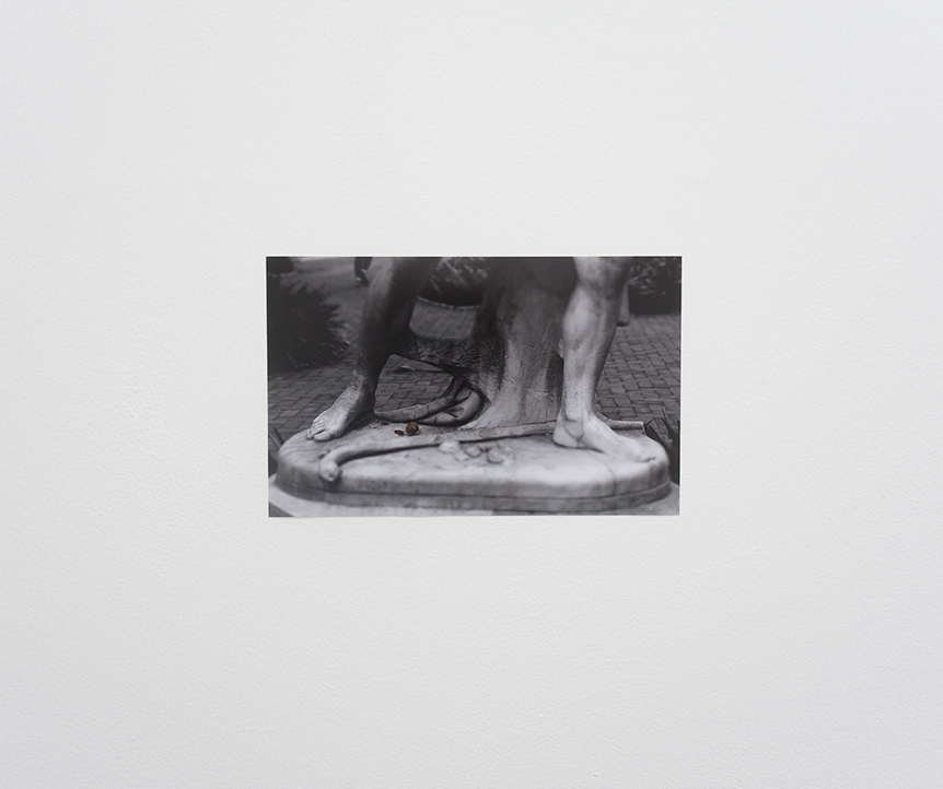 Paola de Anda, Cada lunes a las 7 am o la soledad del corredor, 2014, Offset print, 30 x 40 cm