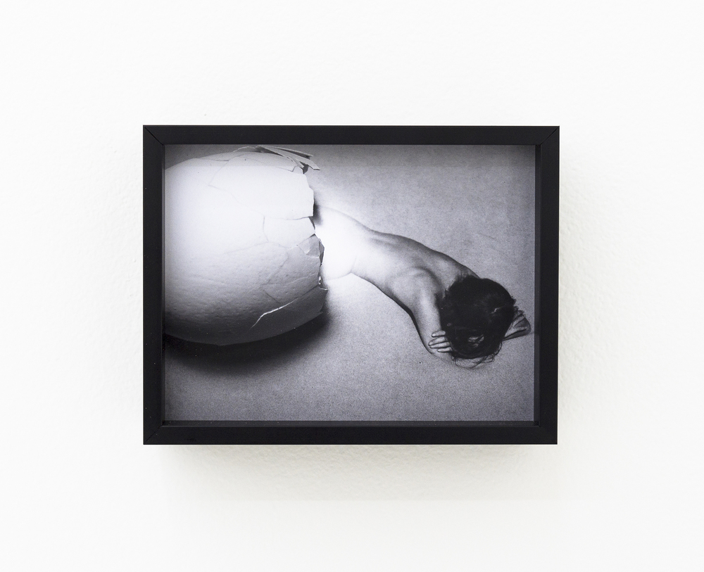 Venus, 2011, print in fine art cotton paper, 9 x 11cm