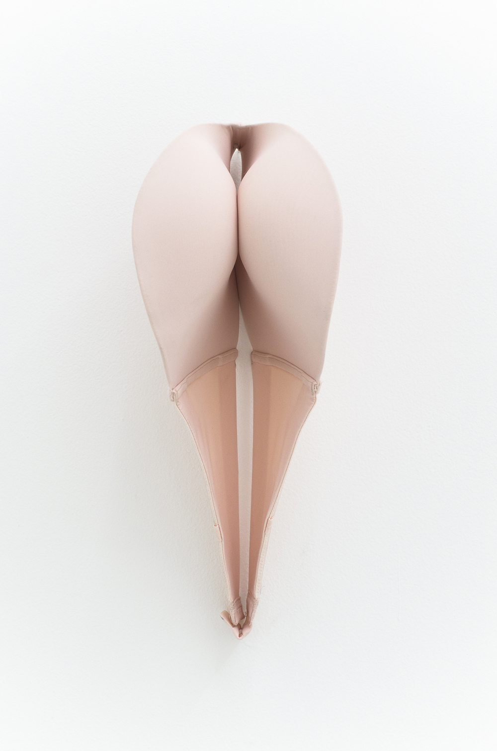 Mrs. Natural, 2010, Bra, 40 x 15 x 15cm