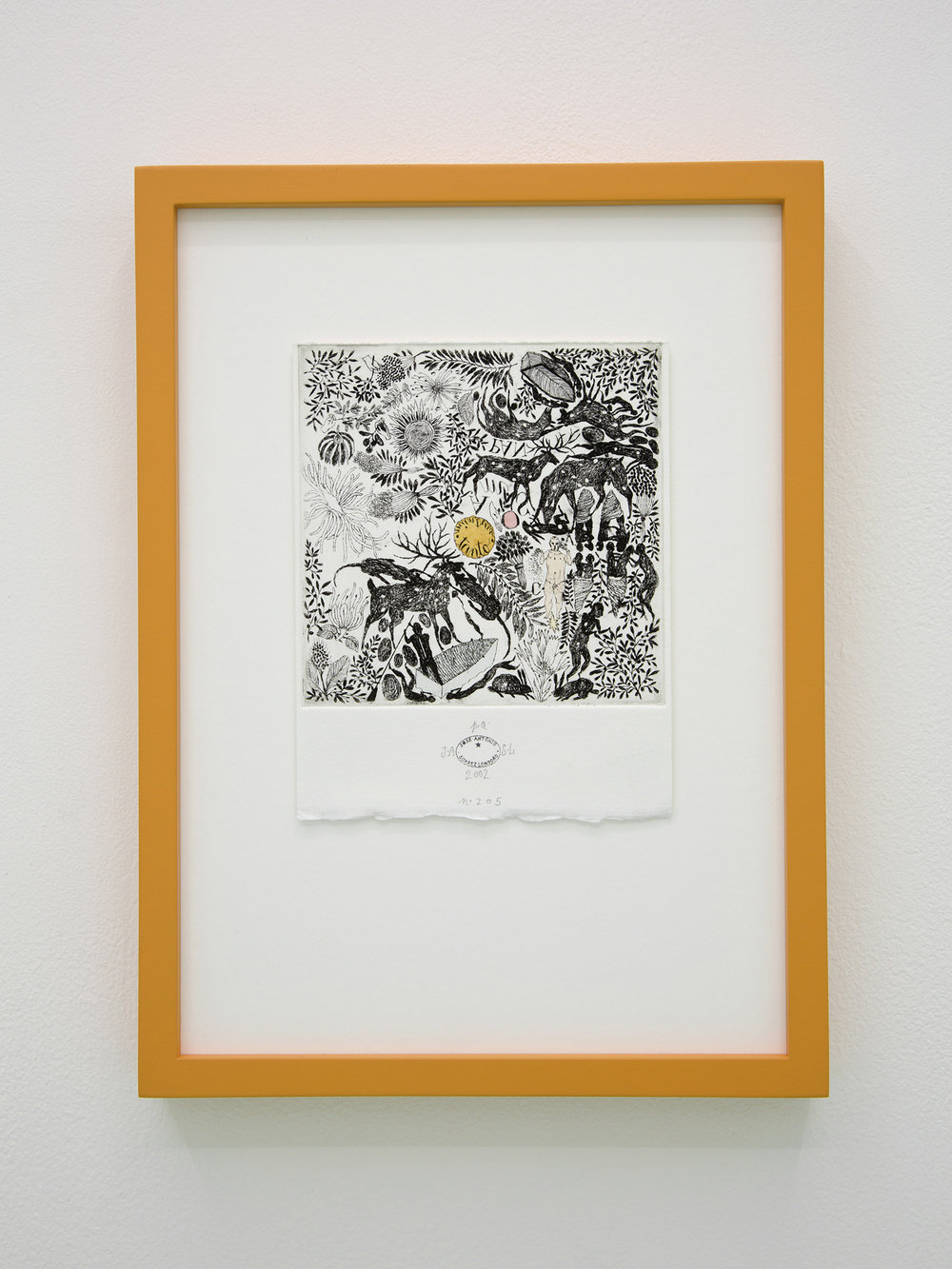 José Antonio Suárez Londoño, Untitled #205, 2002.