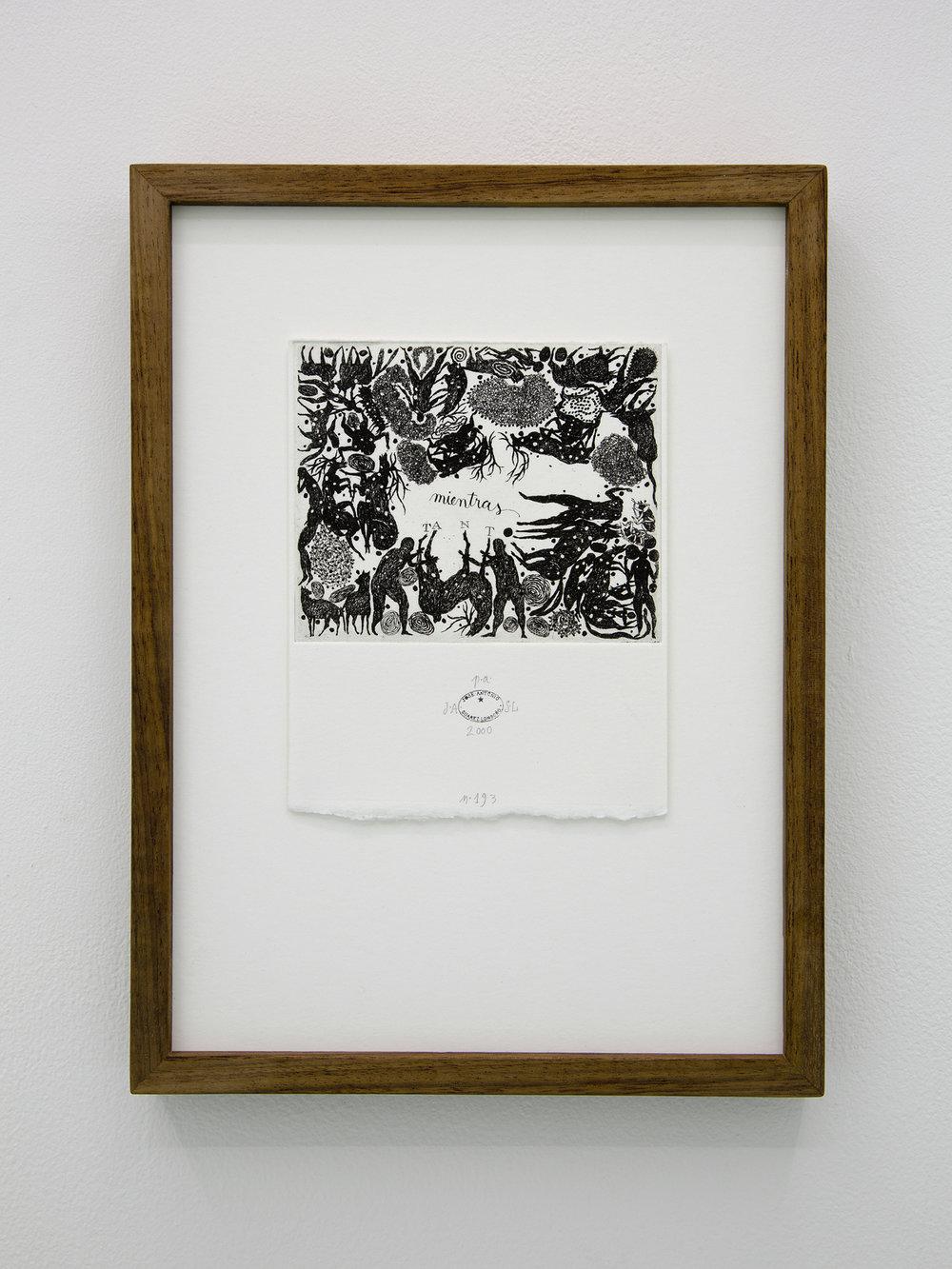 José Antonio Suárez Londoño, Untitled #193, 2000.