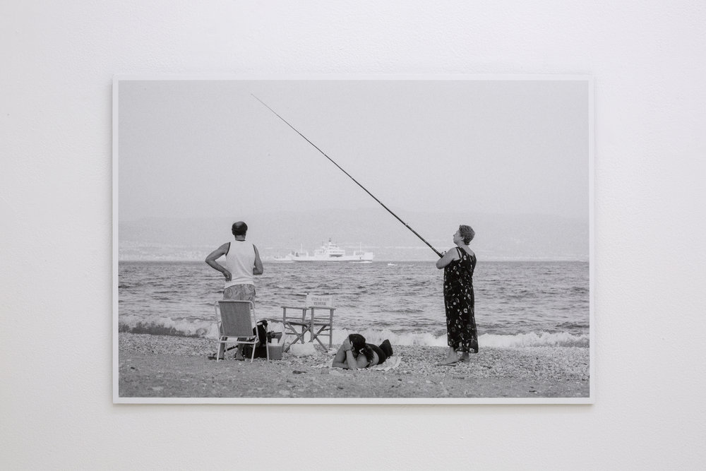 Padraig Timoney Messina Family , 2004 - 2018. Unique archival pigment print on dibond, 50.5 x 36 cm (19.88 x 14.17 in.)