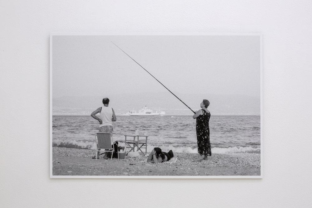 Padrig Timoney Messina Family , 2004 - 2018. Unique archival pigment print on dibond, 50.5 x 36 cm (19.88 x 14.17 in.)