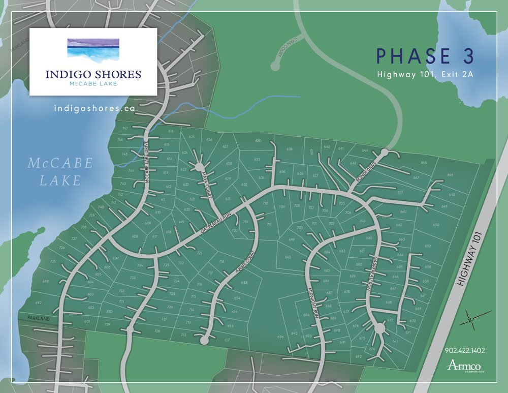 Phase 3 Site Plan - Click to View