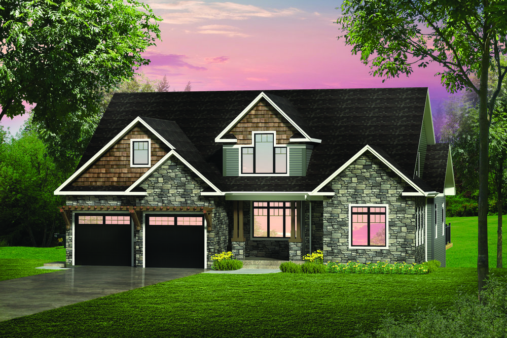Dream Homes. Dream Setting. - The Spring 2018 Grand Prize Showhome is brought to you by Stonewater Homes, a respected builder known for quality and exceeding expectations.Stonewater Homes is proud to have constructed multiple award-winning homes that have been recognized for both their energy efficiency and innovation.