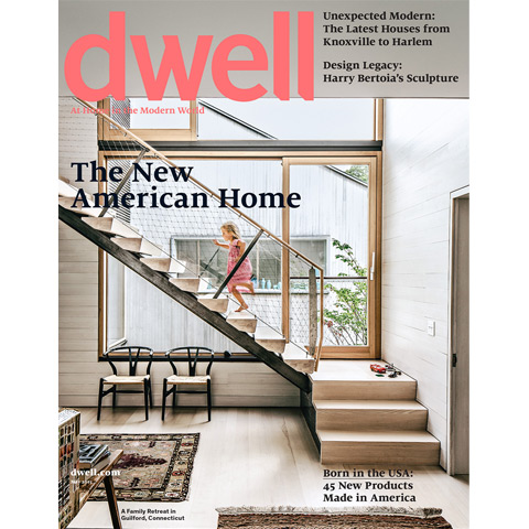 Dwell, May 2015
