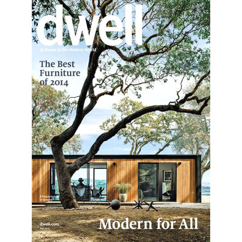 Dwell Magazine, June 2014