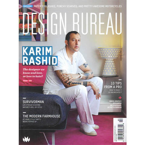 Design Bureau Magazine, 2012