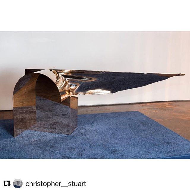 Glitch 1 by LUUR's principal Christopher Stuart is being acquired by the @imamuseum for their permanent collection. Check out the link in bio to the fundraiser to help support and get some limited edition pieces by him in the process!  Repost @christopher__stuart ・・・ My hometown museum, the Indianapolis Museum of Art happens to have an amazing contemporary design gallery, which has been a source of inspiration and aspiration for me. Thanks to curator @shelleyselim , the Design Arts Society board, and @thefutureperfect , the @imamuseum is acquiring Glitch 1 for their permanent collection. A gofundme has been created to raise funds to go towards this acquisition as well as towards future ones. I've created a limited edition print drawn by my CNC and a limited edition 3d printed stainless steel Glitch vessel as donation rewards. Join us for the premiere and celebration on Sept 14th by making a small donation. Please check out the reward levels and donate if you can! Link in bio.  Photo @lauren___coleman