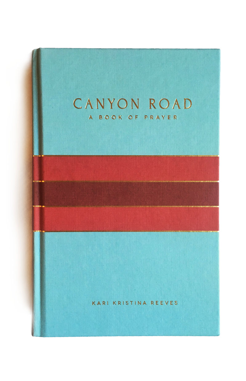 Canyon Road Book Design