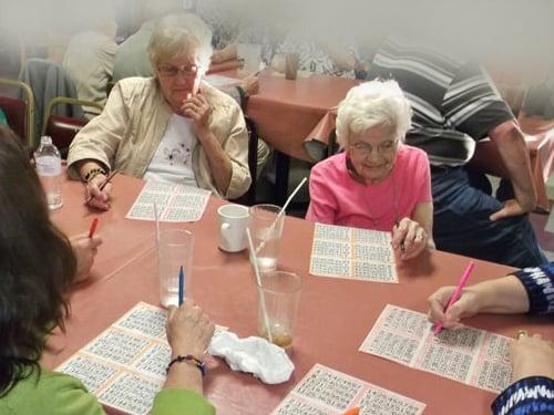 NAMI Walworth Bingo Event