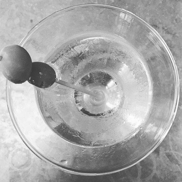 Martini weeny drink apres le workhouse #handbrewpub #handinhandpub #plataeu
