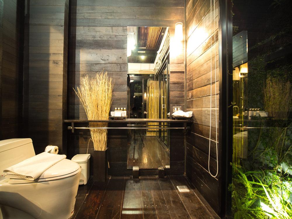 ห้องน้ำที่กว้างกว่า -