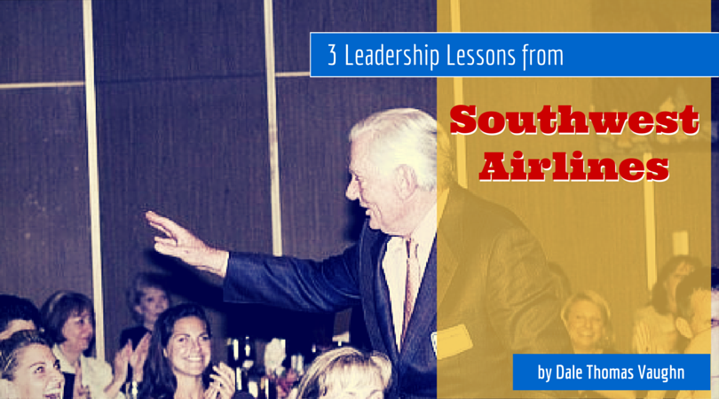 Southwest Airlines #leadership Herb Kelleher by Dale Thomas Vaughn