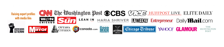 My media system has earned hundreds of millions of impressions for my clients on these and other media outlets. Imagine yourself in your ideal audience's most trusted news, radio, podcast or television... what are the possibilities for you if you were that well-known?