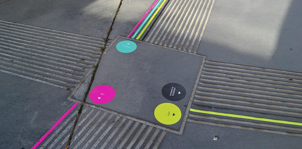 The wayfinding at DRS 2014 was innovative: did it work for you?
