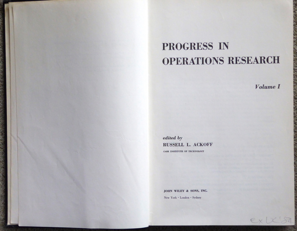DDR_P1010056_Ackoff_ProgressOperationsResearch.JPG