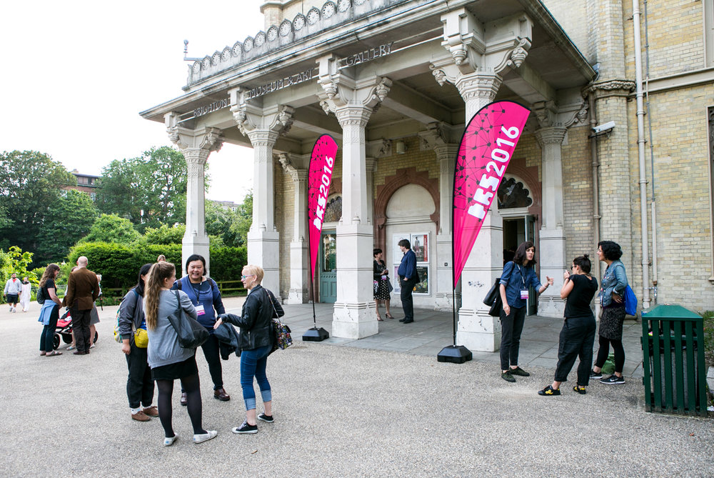 Brighton Museum Entrance