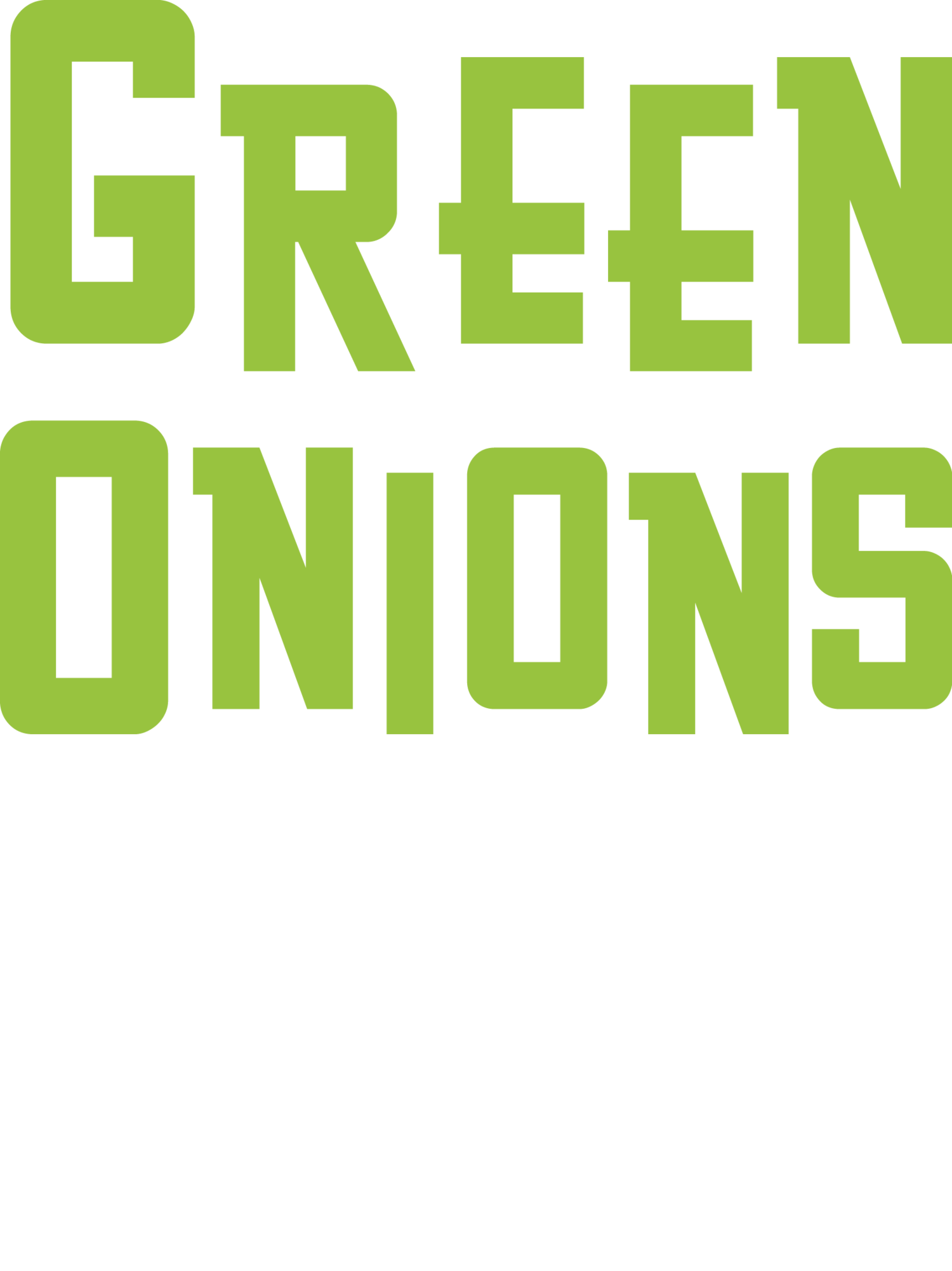 GreenOnionsRadio
