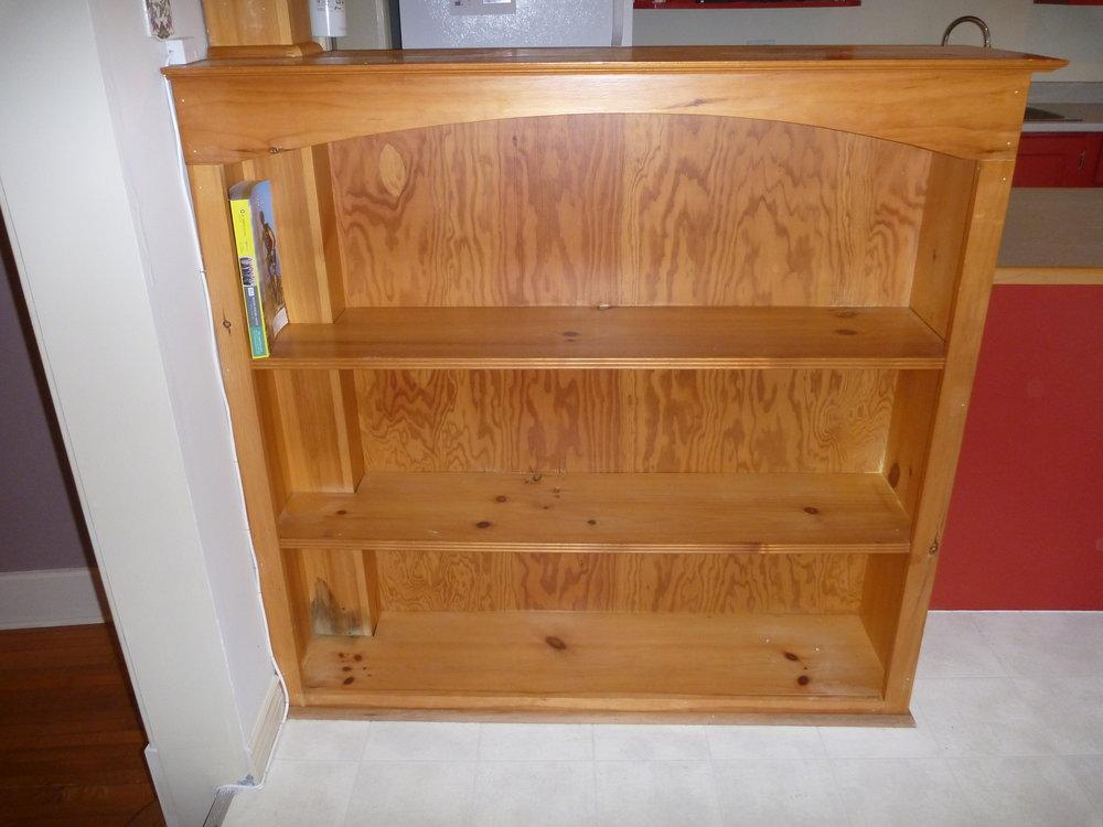 4. Kitchen Bookcase.JPG