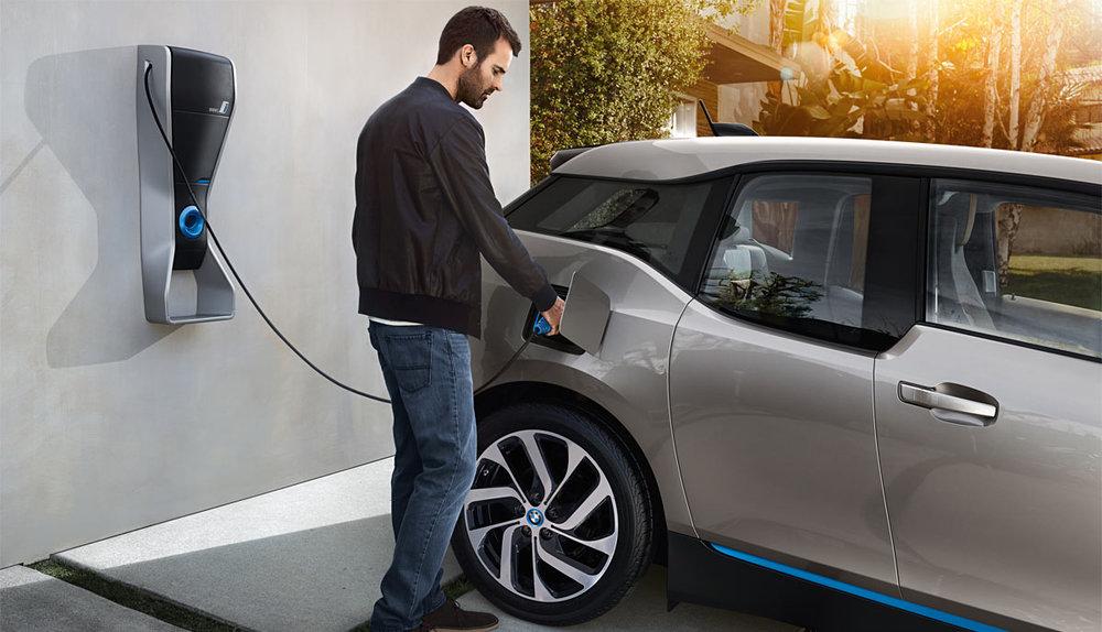 BMW i3 Home Charging