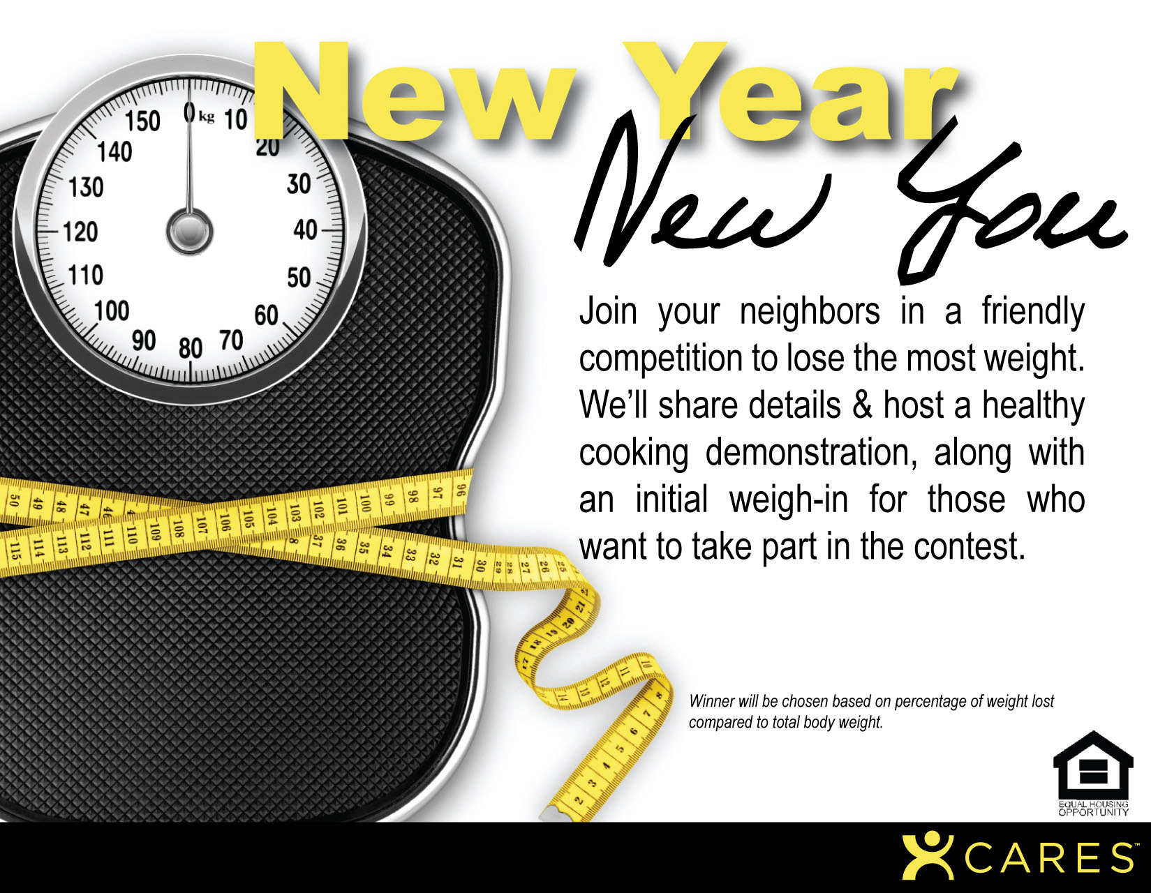 download flyer community wide weight loss competition
