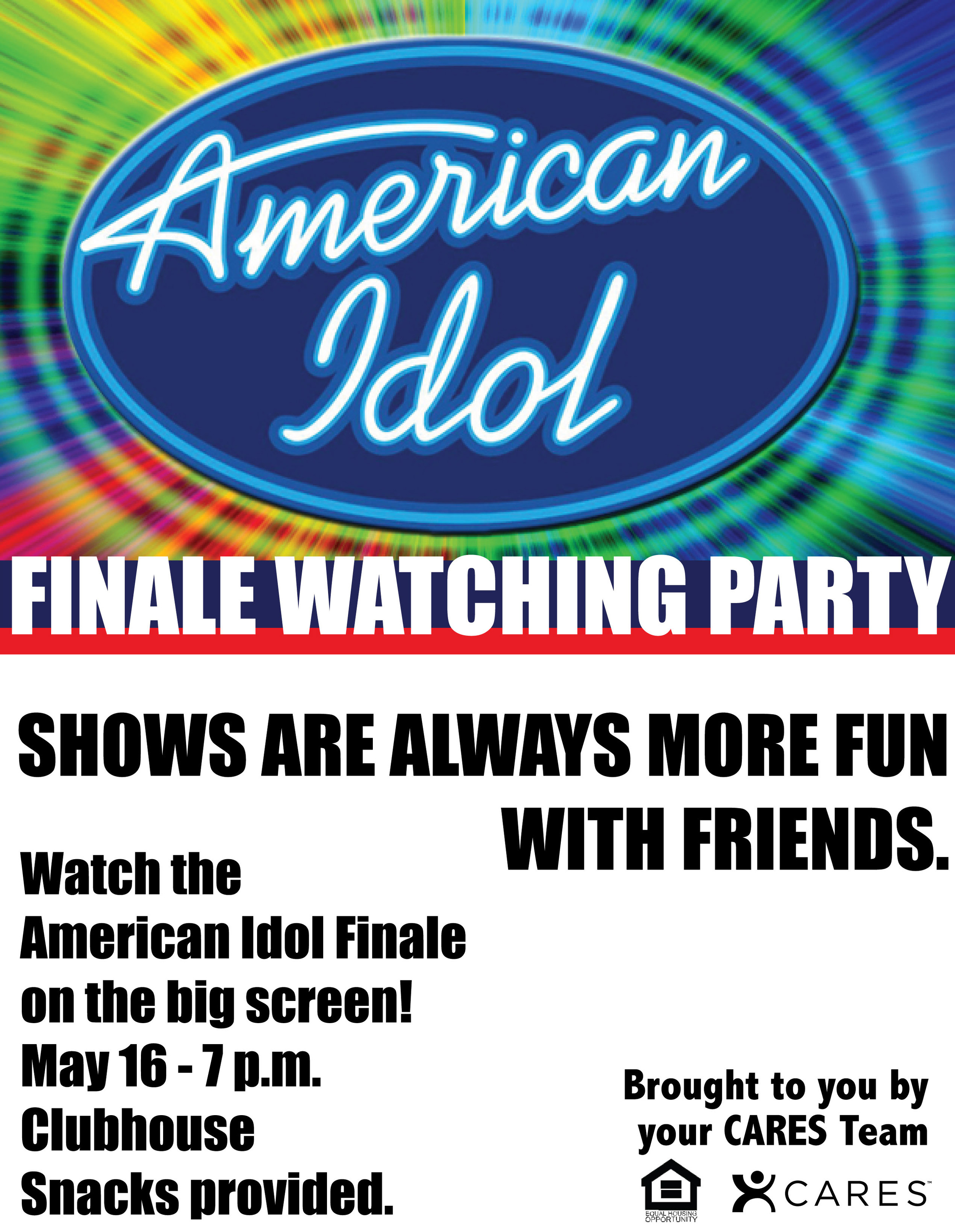 American Idol Party