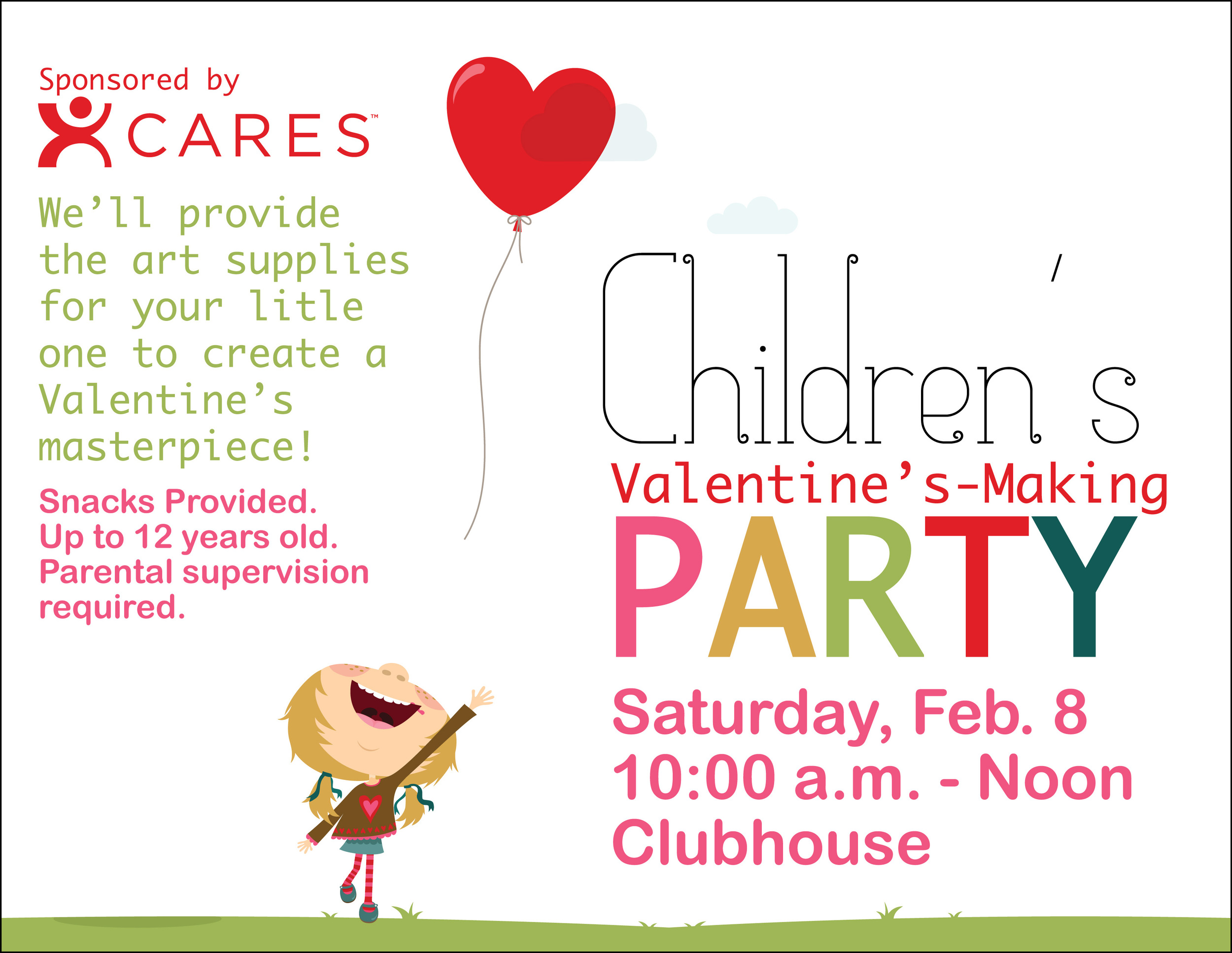 Childrens Valentines Party-blog
