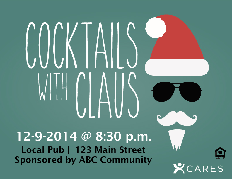 Cocktails with Claus