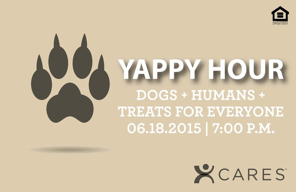 Yappy Hour 2 - HP