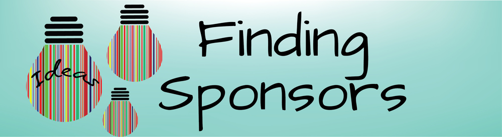 Finding Sponsors